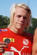 Växjös Frida Bergvall, Atleticums Fanny Roos, Färjestadens Anton Ohlsson. - anton_olsson-99