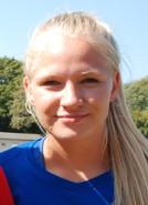 Växjös Frida Bergvall, Atleticums Fanny Roos, Färjestadens Anton Ohlsson. - frida_bergvall-99